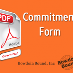 Bowdoin Bound Student Resources - Commitment Form 2015 PDF Download